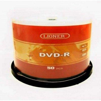 DVD R LIONER KAPACITETA 4.7 GB
