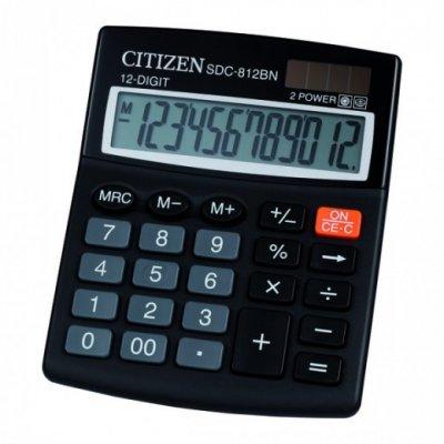KALKULATOR CITIZEN SDC-812BN 12 CIF