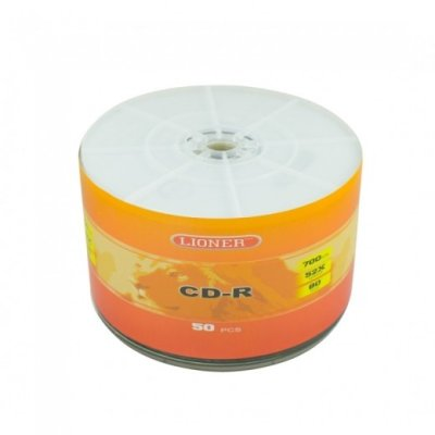 CD - R LIONER KAPACITETA 700 MB